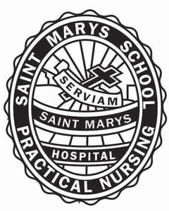 The Saint Marys School of Practical Nursing Alumni Association is an inactive group of graduates of the Saint Marys School of Practical Nursing, which trained licensed practical nurses from 1948 through 1984.