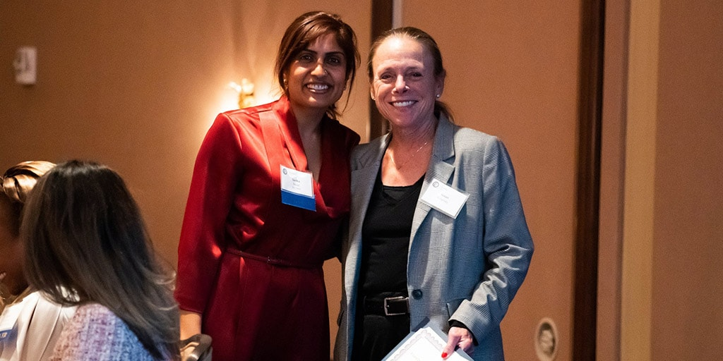 Susan Wilansky, M.D. received the Lifetime Achievement Award from Arizona Chapter of Women in Cardiology (WIC)