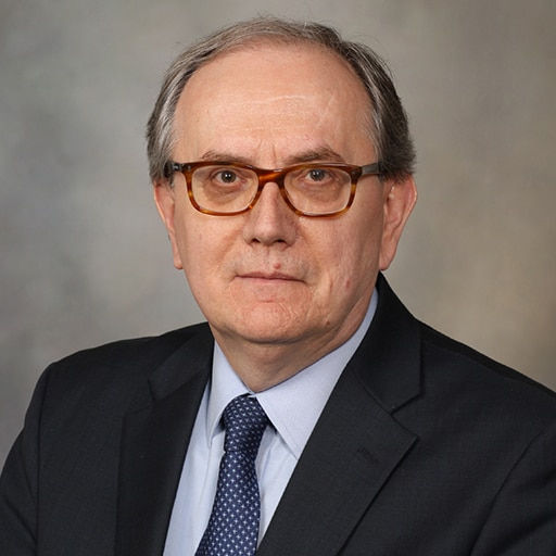 Zvonimir Katusic, M.D., Ph.D.