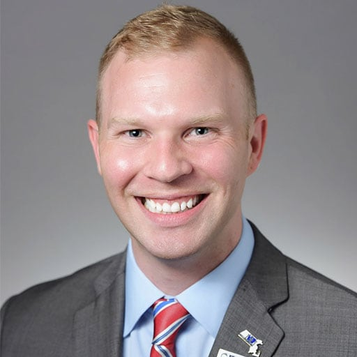 Portrait photo of Daniel King, alumni of DNAP Program at Mayo Clinic