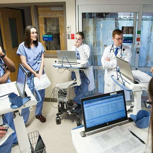 Critical Care Internal Medicine Fellowship (Minnesota