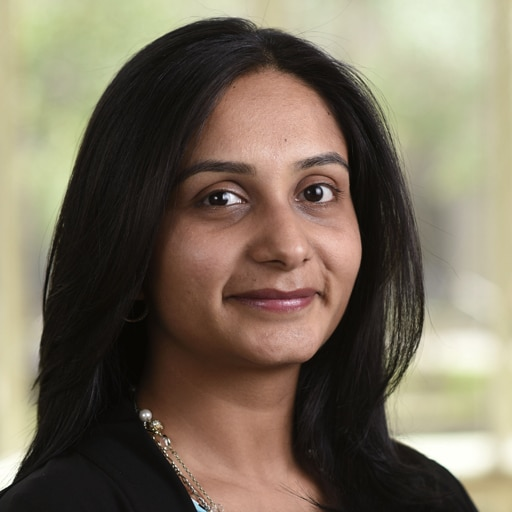 Onco-Nephrology fellow Sandhya Manohar