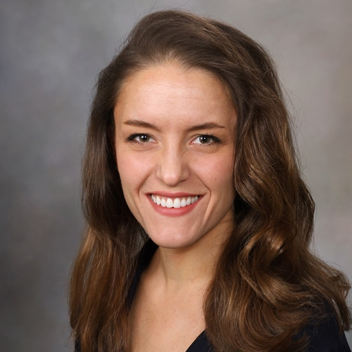 Ana Creo, M.D., graduate of Pediatric Endocrinology Fellowship (MN)