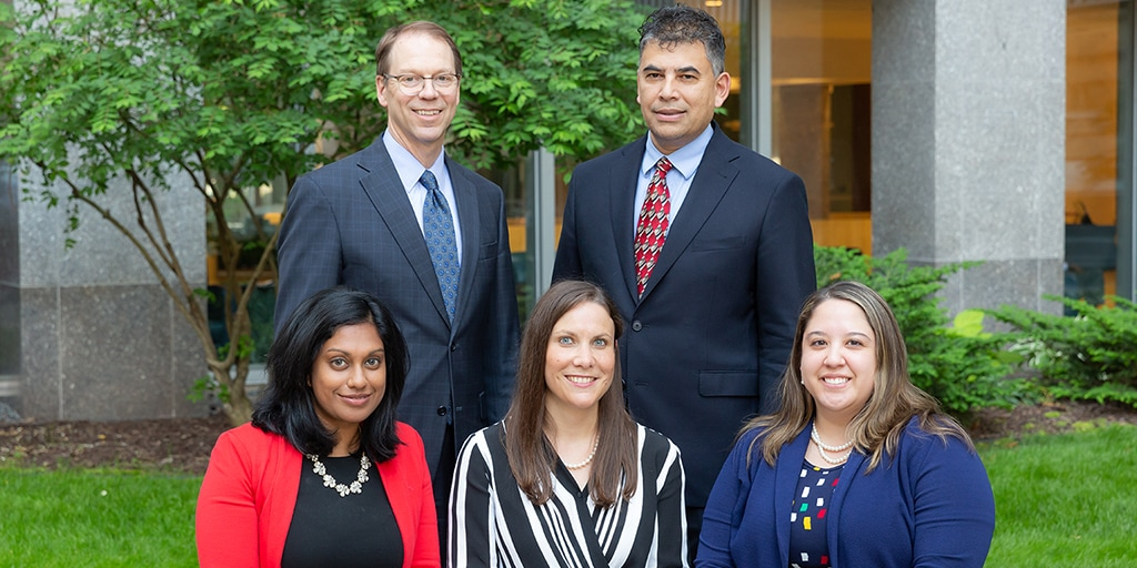 The Mayo Clinic Pediatric and Infectious Diseases faculty are dedicated to their students.