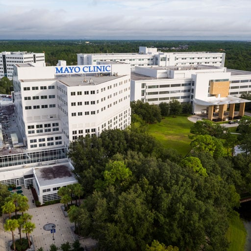 Learn more about Mayo Clinic in Jacksonville, FL