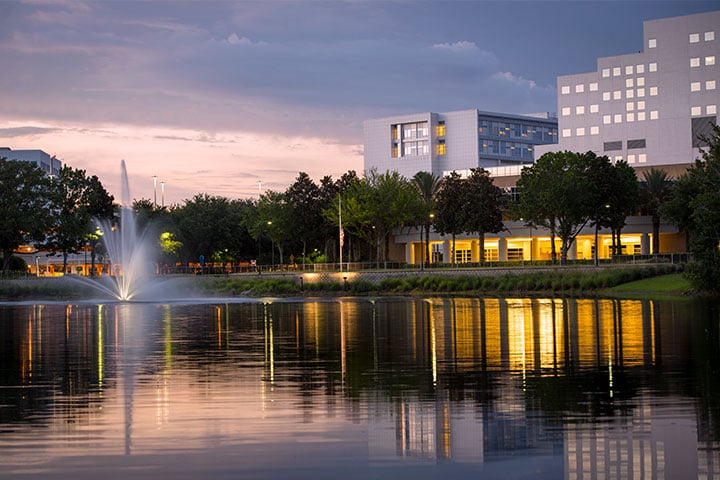 Check out the Mayo Clinic College of Medicine and Science campus in Jacksonville, Florida